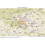 Sistema distribuzione di banda larga territoriale