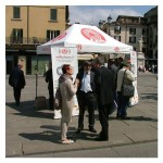 Assessore M. Bianchini Assessore M. Margaroli Responsabile del servizio Innovazione e Tecnologia C.Lazzarini